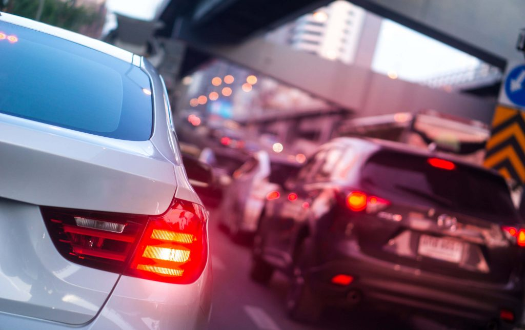 4 Tips for Dealing With Heavy Traffic
