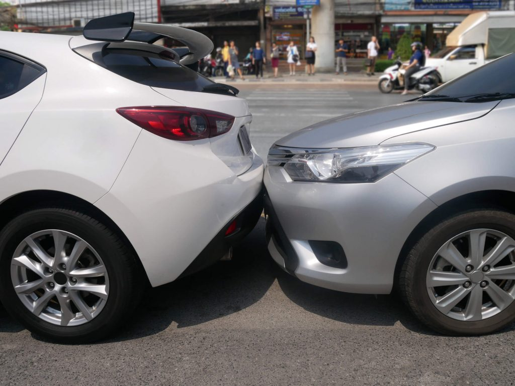 5 Causes of Rear-End Collisions